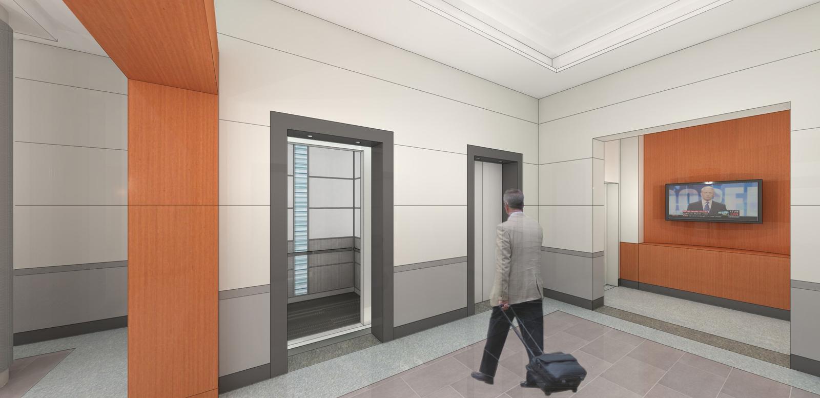Cam 5 - elevator