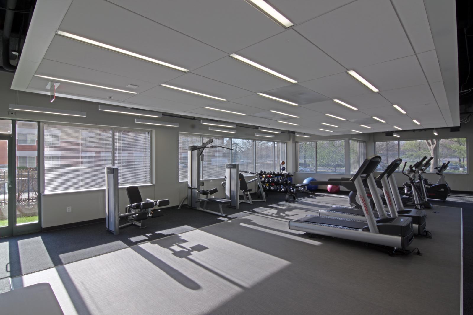 Cameron Run - Cam41 - Fitness Center Exterior
