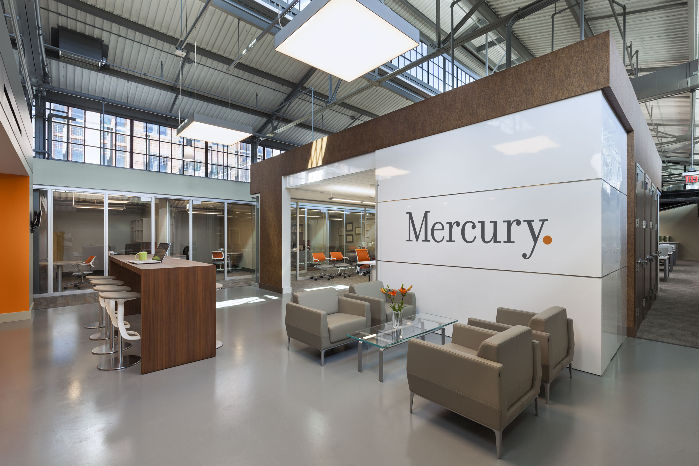 mercury-reception