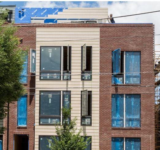 Condominium Buildings in Friendship Heights